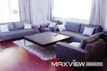 Shanghai Racquet Club 4bedroom 290sqm ¥38,000 MHA00139