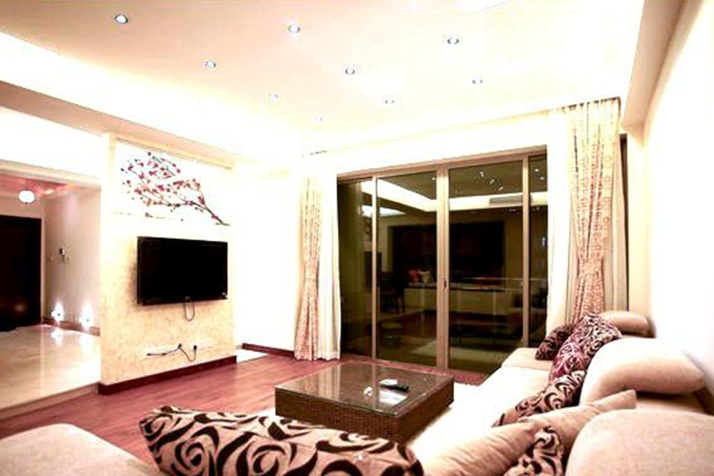 Jing'an Four Seasons 3bedroom 147sqm ¥25,000 SH800108