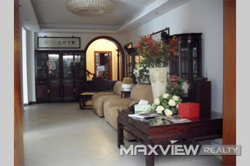 Old Lane House on Fuxing W. Road 3bedroom 360sqm ¥65,000 L00998
