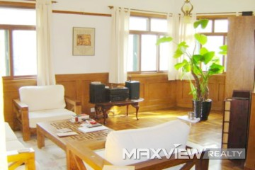 Old Apartment on Changshu Road