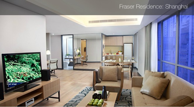 Fraser Residence 2bedroom 120sqm ¥35,000 FRS0005