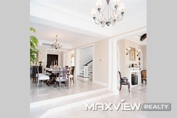 Tiziano Villa   |   提香别墅 5bedroom 335sqm ¥41,000 PDV01234