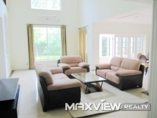 Tomson Golf Villa   |   汤臣高尔夫别墅 6bedroom 500sqm ¥65,000 PDV00783
