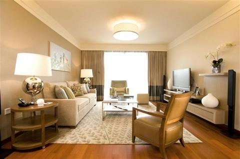 Lanson Place Jinqiao  |   逸兰(金桥)服务式公寓1bedroom81sqm¥22,000SH002396