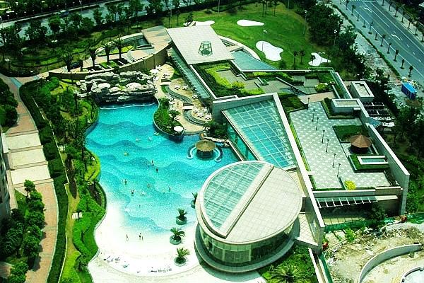 Shimao Riviera Garden 世茂滨江花园