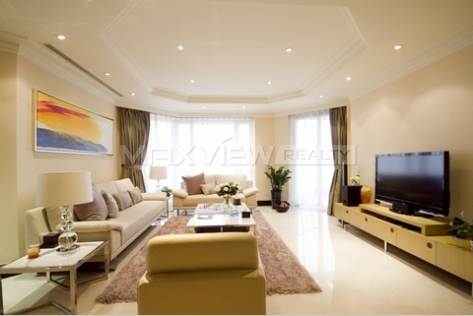 Le Chateau Huashan 4bedroom 256.78sqm ¥65,000