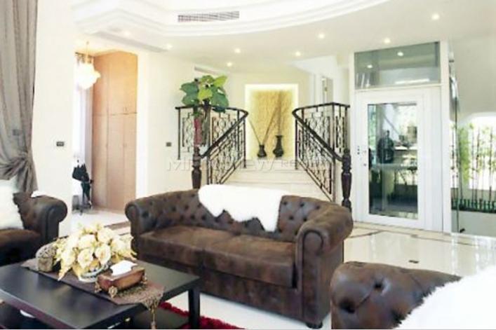 Buckingham Villas   |   白金瀚宫6bedroom420sqm¥45,000SH800414