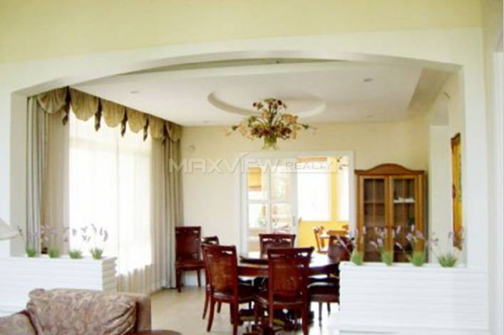 Long Beach Garden Villa   |   长堤花园别墅 6bedroom 550sqm ¥48,000 SH800402