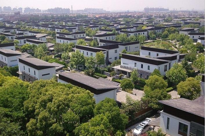 Lakeside Ville Villa Shanghai Rent Maxview Realty