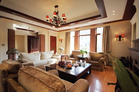 Green Hills   |   云间绿大地4bedroom400sqm¥60,000SH012126