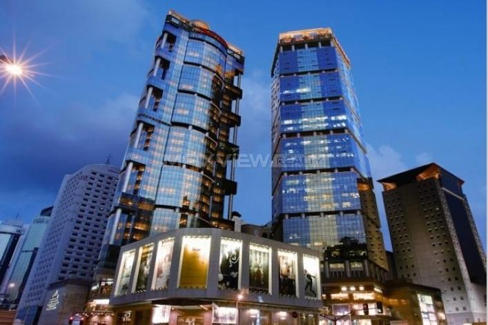 Marriott Executive Apartments 上海新梅万豪行政公寓
