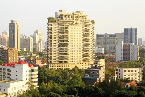 Forty One Hengshan Road 衡山路41号