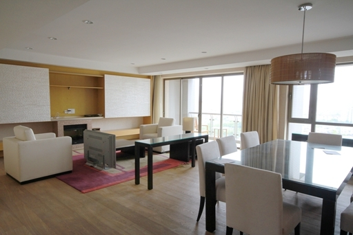 Central Residences Phase II 4bedroom 240sqm ¥61,000 SH005185