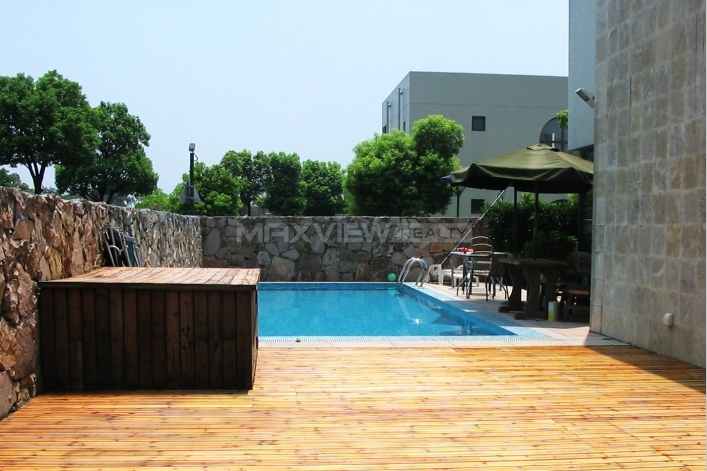 Modern Villa 4bedroom 280sqm ¥45,000 SH014572
