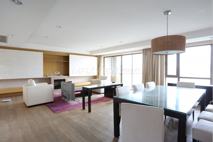 Central Residences Phase II 4bedroom 260sqm ¥55,000 SH005185