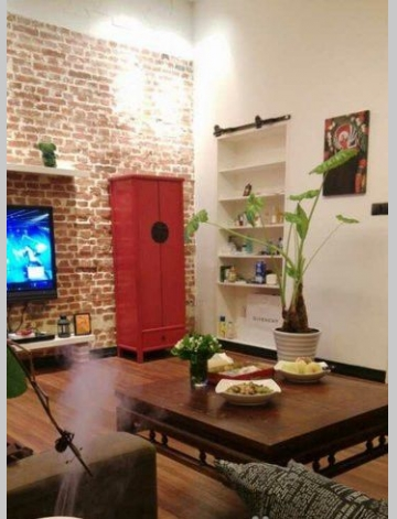 Old Apartment on Shanxi N. Road 3bedroom 140sqm ¥22,000 SH014701
