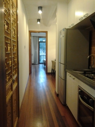 Old Apartment on Huaihai M. Road 1bedroom 85sqm ¥18,000 SH014783