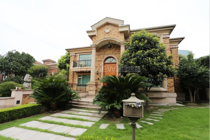 Regency Park 6bedroom 600sqm ¥95,000 SH011266