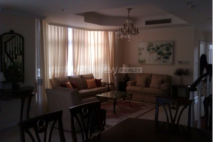 Tomson Golf Villa   |   汤臣高尔夫别墅 4bedroom 230sqm ¥55,000 PDV00734