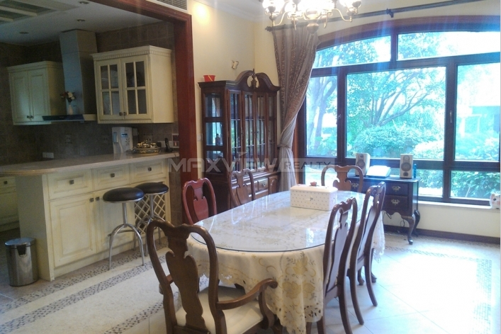 Long Beach Garden Villa   |   长堤花园别墅 4bedroom 383sqm ¥46,000 QPV00174