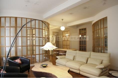 Old Apartment on Fuzhou Road near The Bund