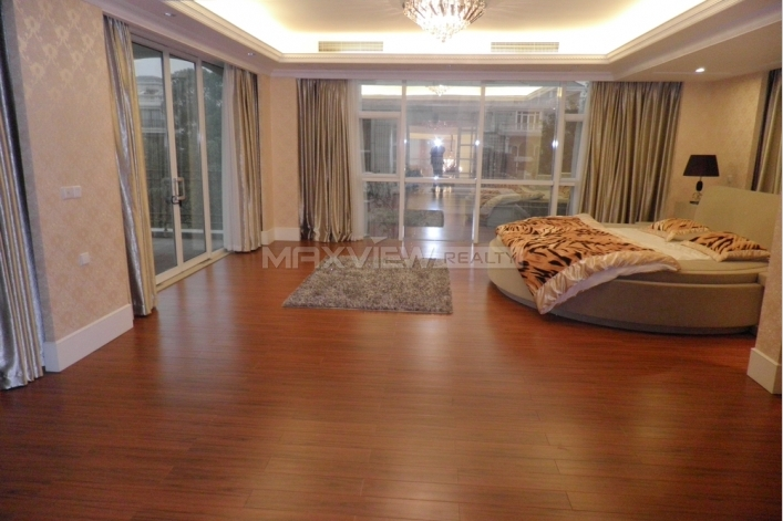 Tomson Golf Villa   |   汤臣高尔夫别墅 5bedroom 600sqm ¥60,000 PDV02064