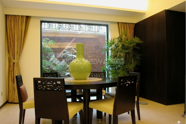 Old Lane House on Jianguo W. Road 4bedroom 350sqm ¥65,000 L01166