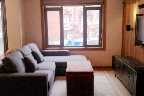 Old Apartment on Xingguo Road 2bedroom 120sqm ¥24,000 SH009031
