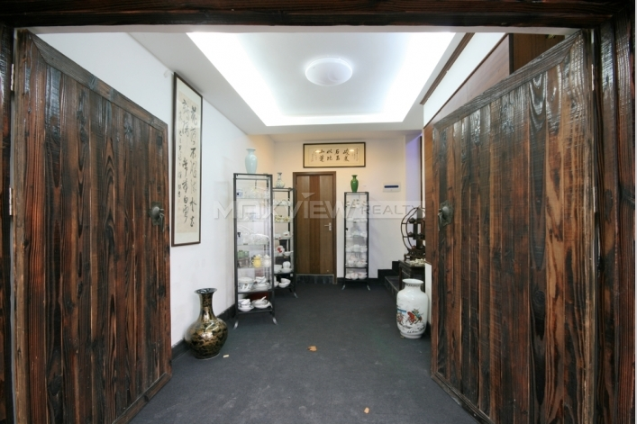 Old Lane House on Gaoan Road 4bedroom 400sqm ¥80,000 L01138