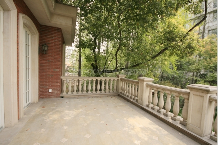 Old Garden House on Wuyi Road 4bedroom 800sqm ¥130,000 SH004529