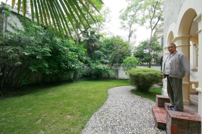 Old Garden House on Taian Rord 4bedroom 245sqm ¥55,000 L00383