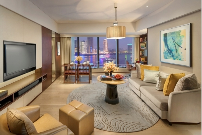 Delightful Mandarin Oriental Serviced Apartments For Rent In Shanghai, ID:SH013884    Maxview Realty
