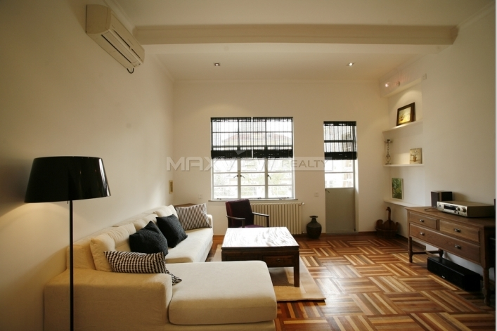 Old Apartment on Jianguo W. Road 2bedroom 112sqm ¥23,000 SH010931