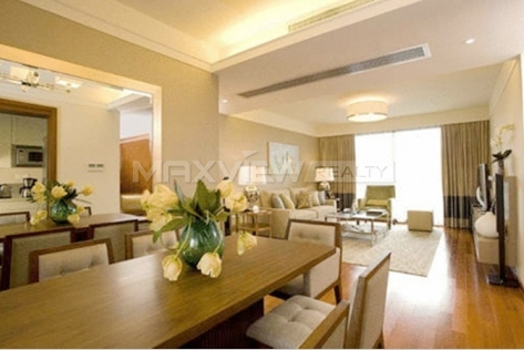 Lanson Place Jinqiao 2bedroom 122sqm ¥27,000