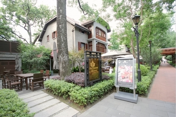 Si Nan Mansion   |   思南公馆 3bedroom 180sqm ¥50,000 SH015540