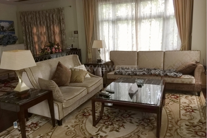 Hongqiao Golf Villa 4bedroom 278sqm ¥30,000 SH015589