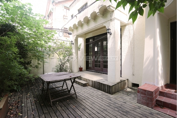 Old Apartment on Jianguo W. Road 4bedroom 280sqm ¥50,000 SH013470