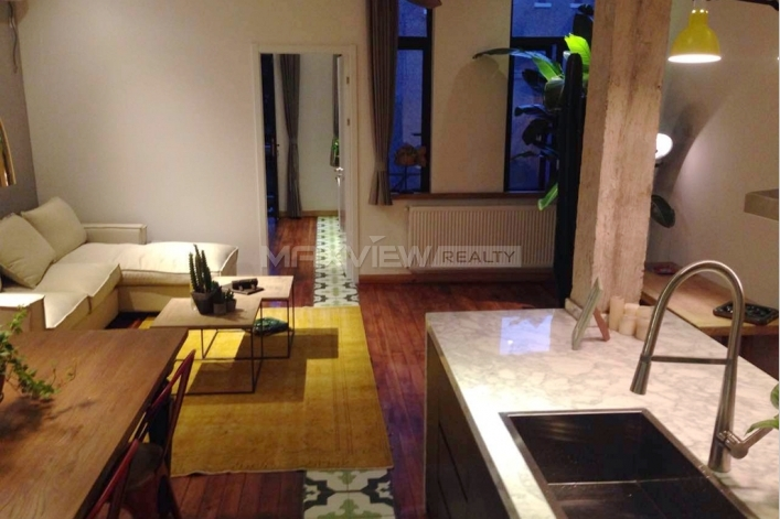 Old Lane House on Yuyuan Road 3bedroom 130sqm ¥25,000 SH015987