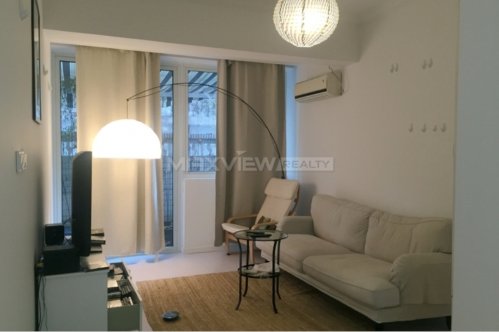 Delightful Old Apartment on Hengshan Road Rental in Shanghai 2bedroom 135sqm ¥20,000 SH016148
