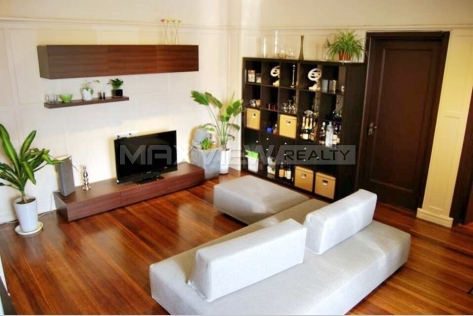 Rent a smart 3br 160sqm Fuxing M. Road old house in Shanghai