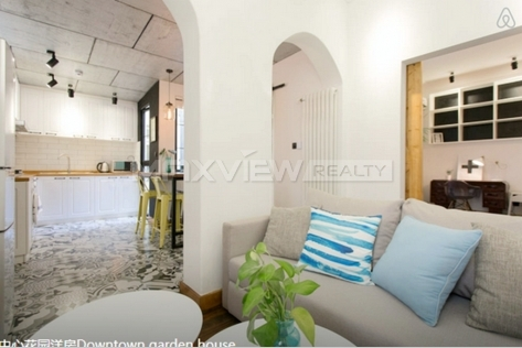 Magnificent 1br 90sqm Old Lane House on Jiashan Road
