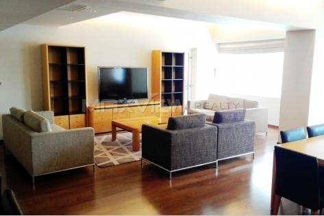 Fabulous Serivce Apartment for Rent in Shanghai Centre
