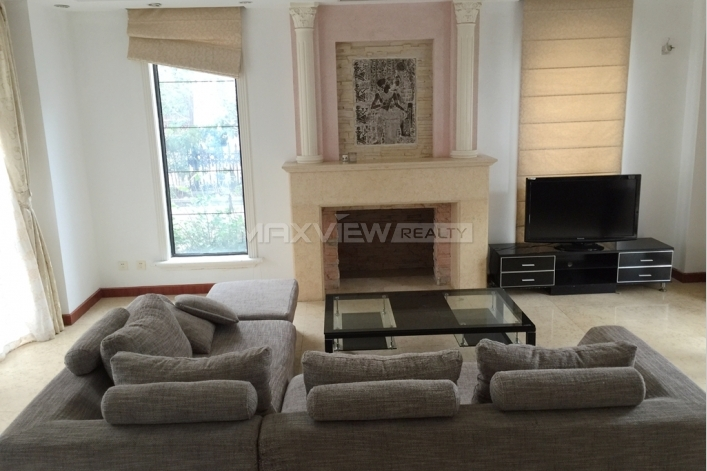 Hongqiao Golf Villa 4bedroom 280sqm ¥30,000 SH016265