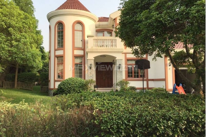Excellent Villa in Forest Manor for Rent 5bedroom 450sqm ¥55,000 QPV01496