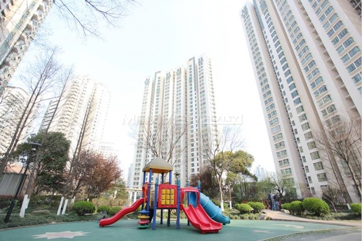 2br 106sqm One Park Avenue apartment rental in Shanghai 2bedroom 106sqm ¥20,000 JAA02209