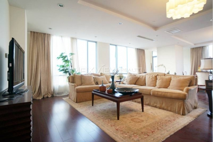 High floor Apartment for Rent in the River House 3bedroom 300sqm ¥32,000 SH016458