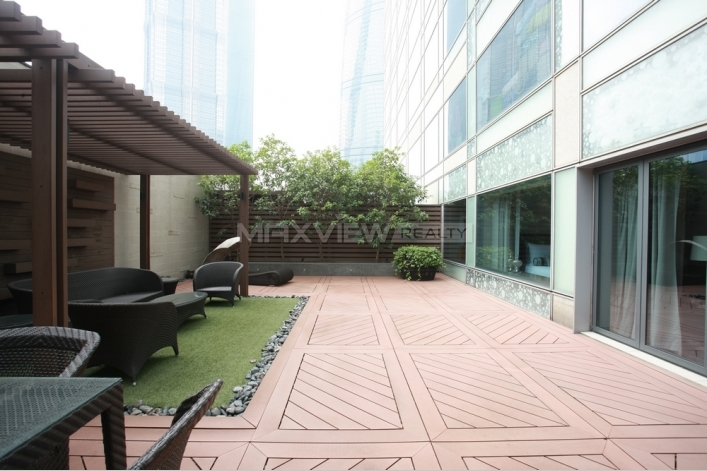 IFC Residence Serviced Apartment with Huge Roof Garden 2bedroom 334sqm ¥75,000 IFC0008