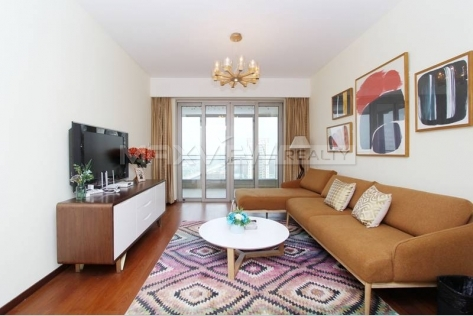 Rent a sublime apartment in shanghai of Yanlord Town