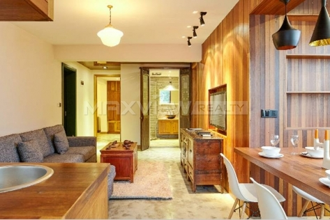 Old Apartment on Shaanxi S. Road