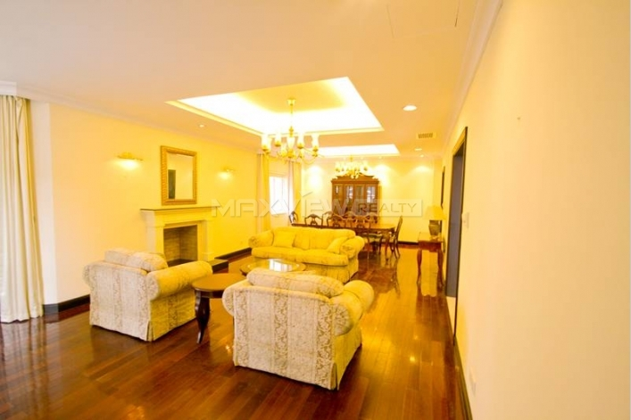 Luxury house for Rent in The Emerald 5bedroom 445sqm ¥55,000 SH016522